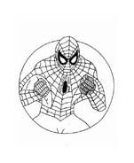 Spiderman da colorare 238