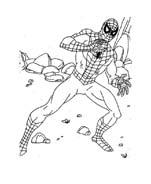 Spiderman da colorare 241