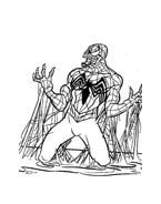 Disegni Da Colorare Di Spiderman Gratis