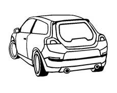 Automobile da colorare 421