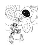 WALL-E da colorare 18