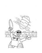 WALL-E da colorare 20