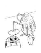 WALL-E da colorare 27
