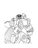 WALL-E da colorare 28