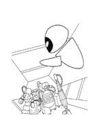 WALL-E da colorare 29
