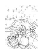 WALL-E da colorare 30
