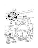 WALL-E da colorare 50