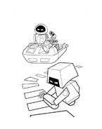 WALL-E da colorare 51