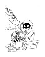 WALL-E da colorare 53