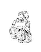 WALL-E da colorare 79