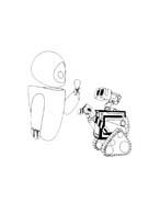 WALL-E da colorare 82