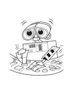 WALL-E da colorare 88
