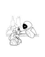 WALL-E da colorare 94