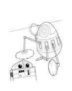 WALL-E da colorare 106