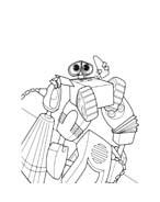WALL-E da colorare 107