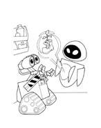WALL-E da colorare 119