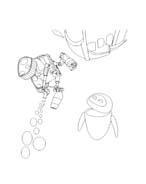 WALL-E da colorare 163