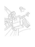 WALL-E da colorare 169