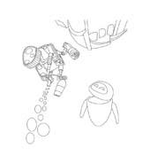 WALL-E da colorare 170