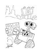 WALL-E da colorare 172