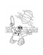 WALL-E da colorare 177