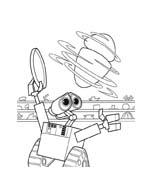 WALL-E da colorare 189