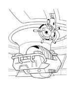 WALL-E da colorare 206