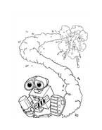 WALL-E da colorare 217