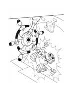 WALL-E da colorare 225