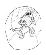 WALL-E da colorare 226