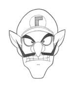 Mario bros da colorare 76