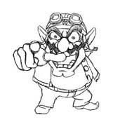 Mario bros da colorare 81