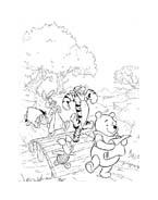 Winnie pooh da colorare 80