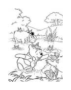 Winnie pooh da colorare 81