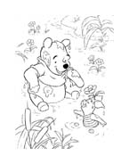 Winnie pooh da colorare 83