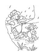 Winnie pooh da colorare 86