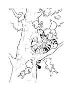 Winnie pooh da colorare 96