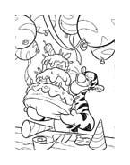 Winnie pooh da colorare 98