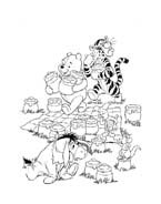 Winnie pooh da colorare 102
