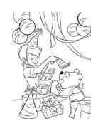 Winnie pooh da colorare 103