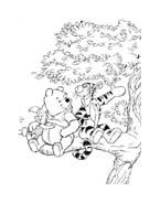 Winnie pooh da colorare 105