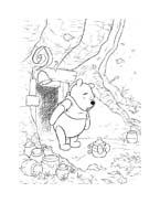 Winnie pooh da colorare 109