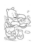 Winnie pooh da colorare 110