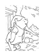 Winnie pooh da colorare 111
