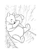 Winnie pooh da colorare 115