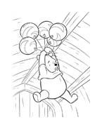 Winnie pooh da colorare 116