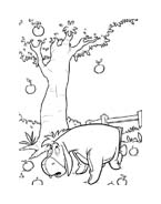 Winnie pooh da colorare 117