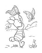 Winnie pooh da colorare 121