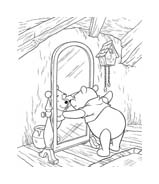 Winnie pooh da colorare 126