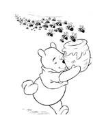 Winnie pooh da colorare 127
